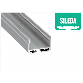 LED profilis Lumines Type SILEDA
