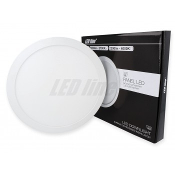 LED panelė LED line EASY fix 24W
