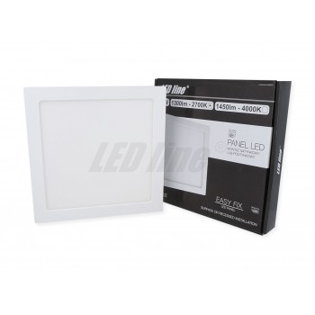 LED panelė LED line EASY fix 6W