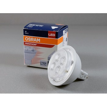 OSRAM PARATHOM MR16 GU5.3 4.8W led lemputė